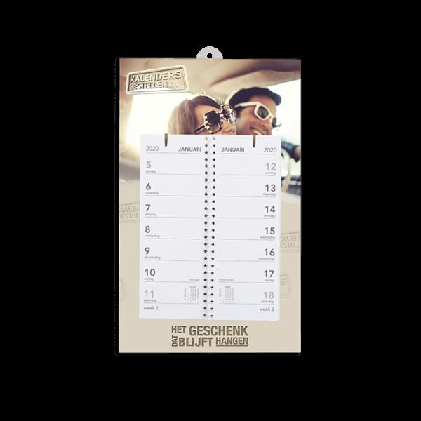 Weekkalender basic
