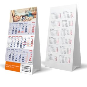Bureaukalender Mini 3-maands