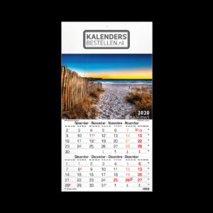 Fotokalender Budget 6-Bladig Sea Views