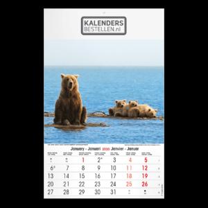 Fotokalender Groot Wildlife