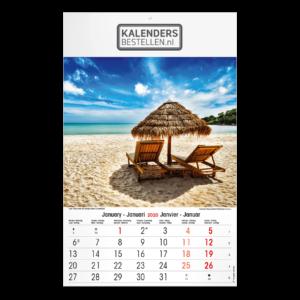 Fotokalender Groot Sea Views
