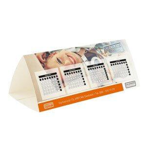 kalender drukken met logo of foto