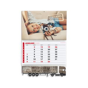 Maandkalender Transport